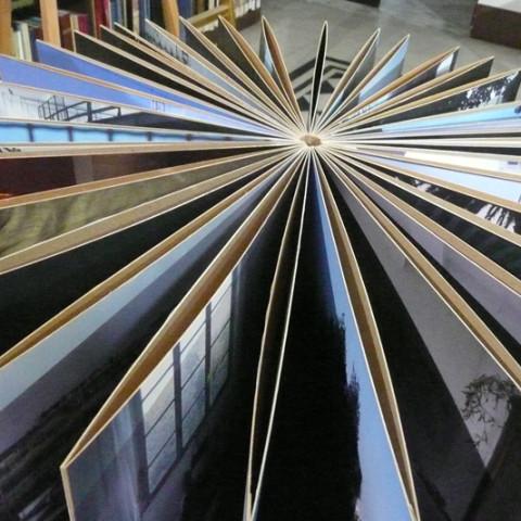 Transiti/Incroci - Il paesaggio in transito. Opera di Sarah Klingemann