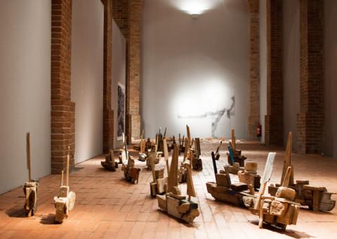 Une Île À Soi - GAM Galleria d'Arte Moderna Palermo - Foto Giulio Azzarello